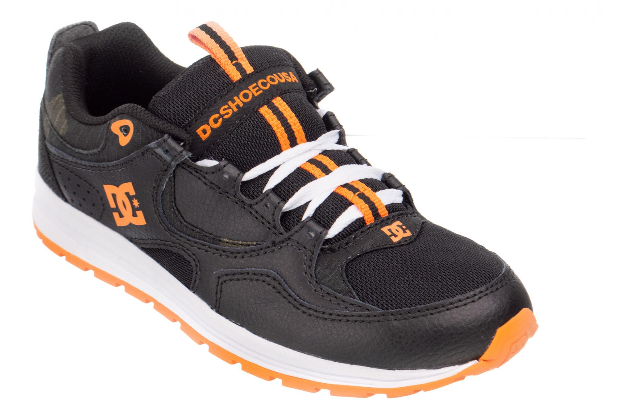 DC Shoes Kids Shoes Kalis Lite B Black