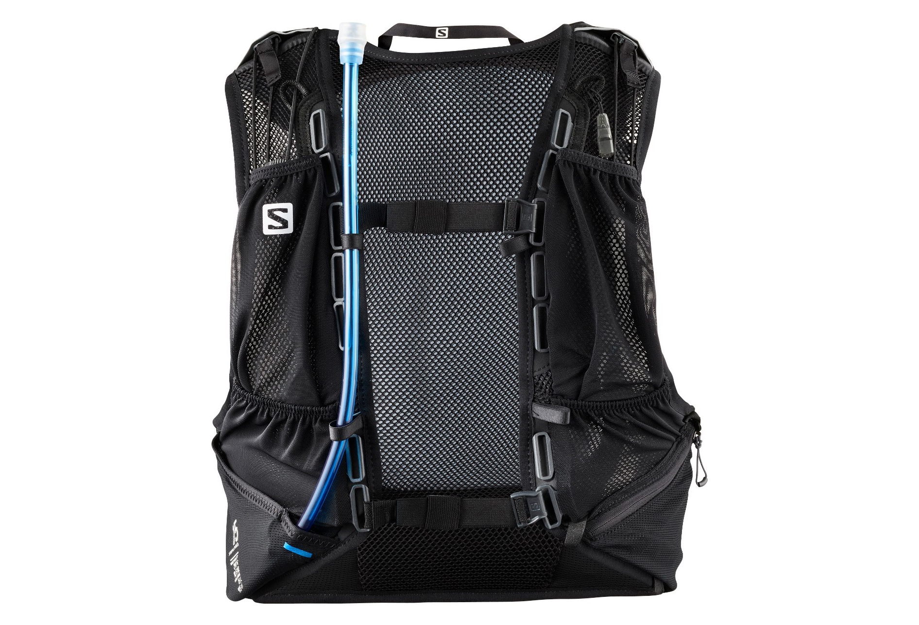 Salomon Skin Pro 15 Set Backpack Black
