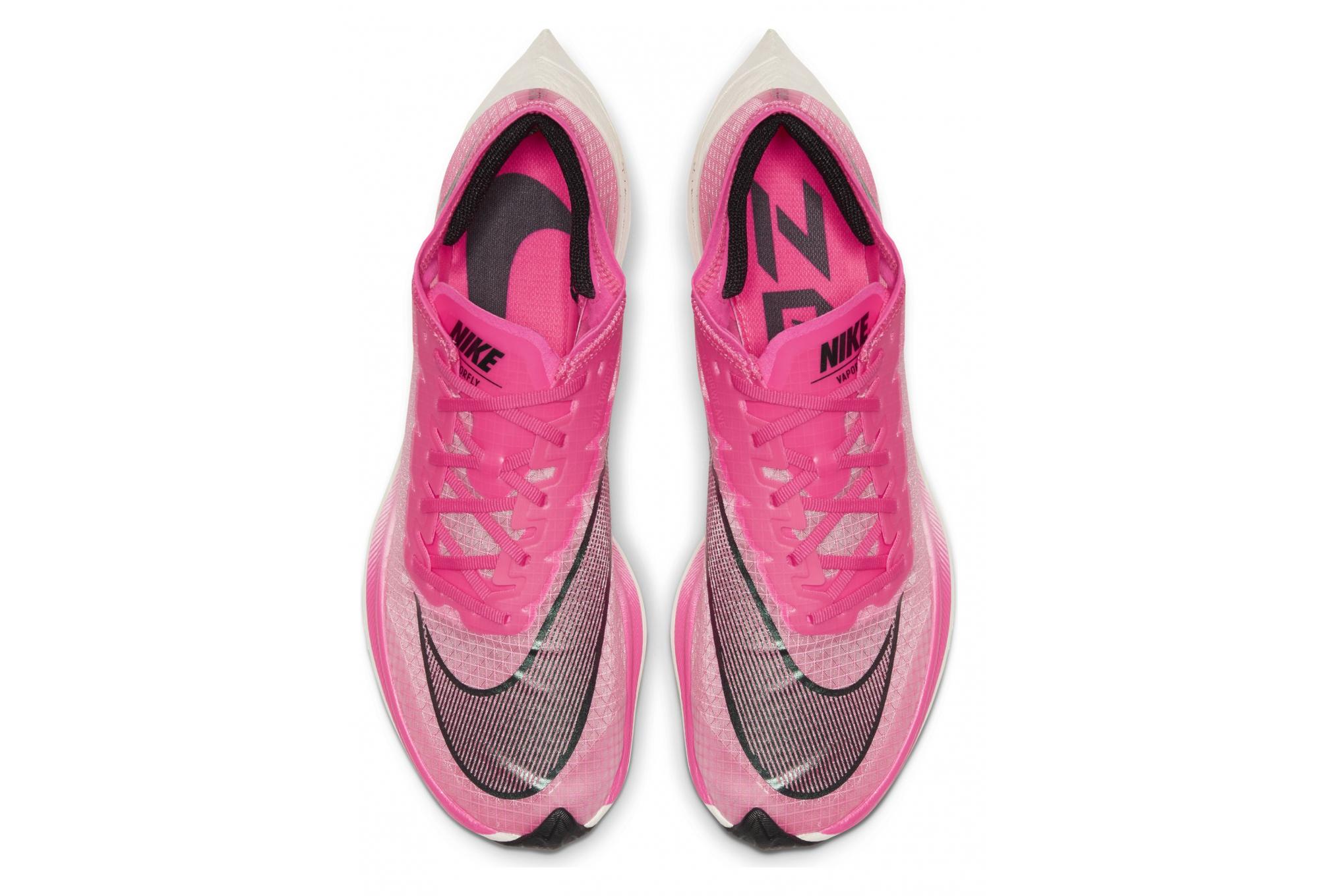Nike Zoom Vaporfly Next% Pink Black Unisex