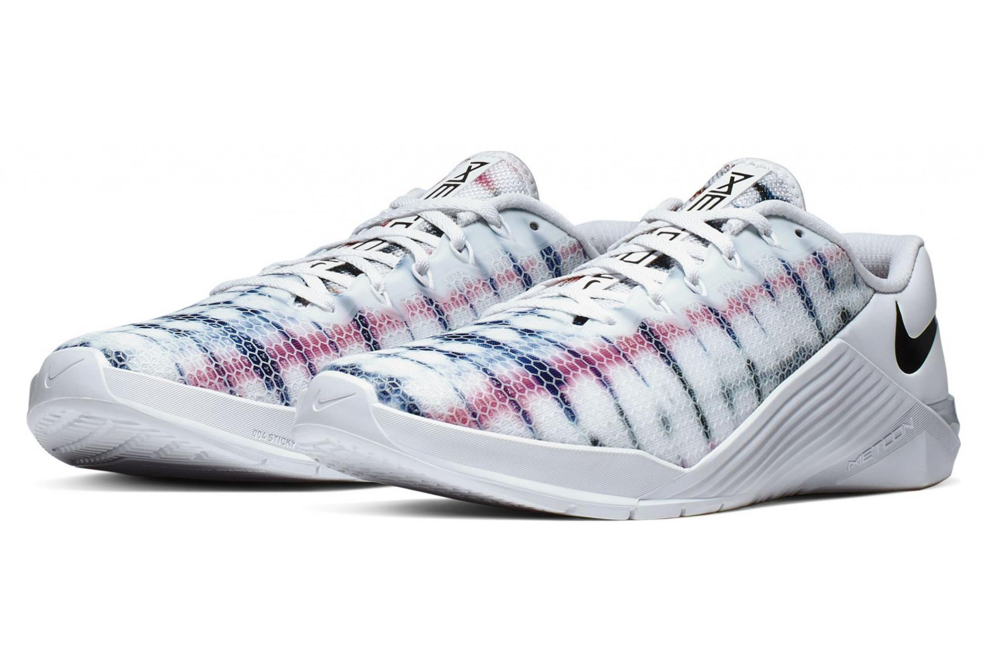 Nike Metcon 5 Blanc Homme