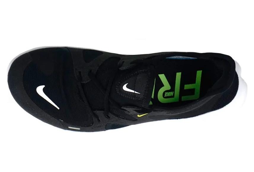 online retailer c6bdf 0b8fa Nike Free RN 5.0 Black White Women