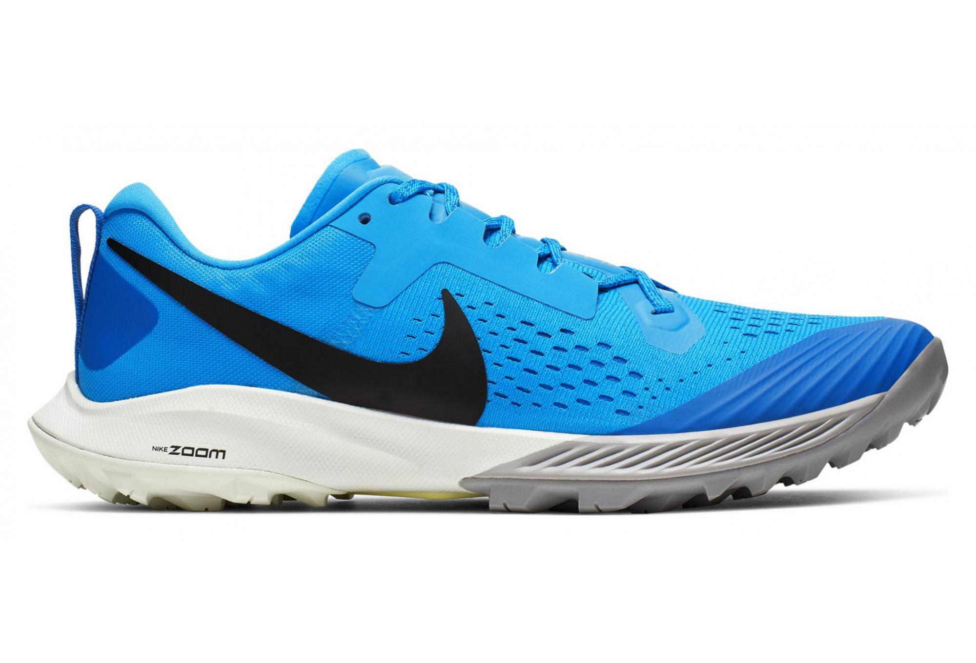 Nike Air Zoom Terra Kiger 5 Bleu Gris Homme