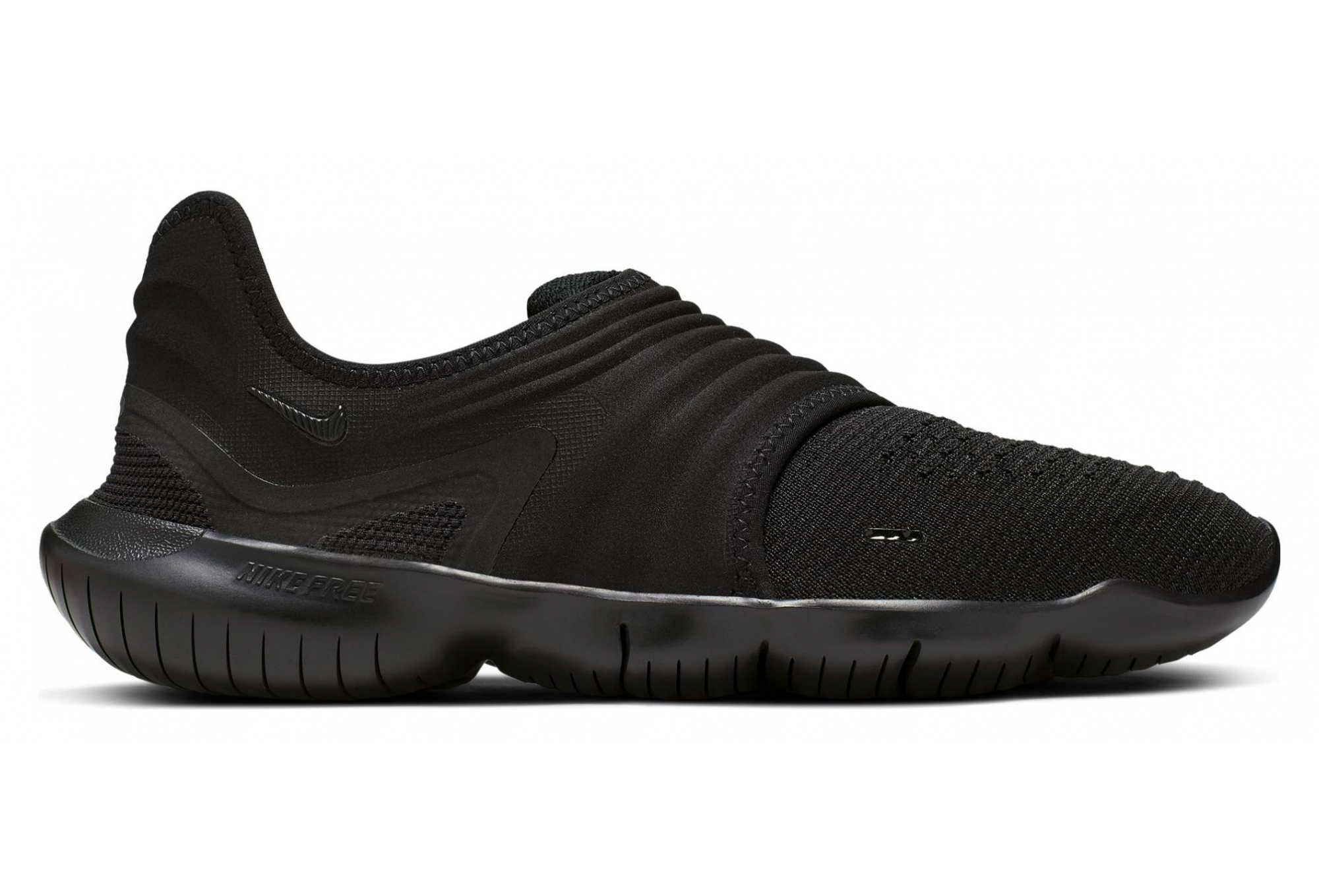 Nike Free RN Flyknit 3.0 Black Men