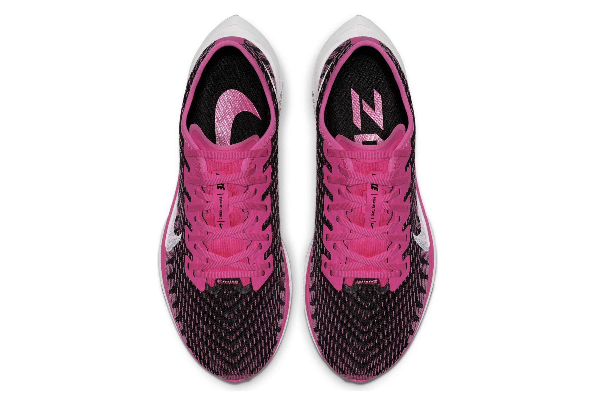 Nike Zoom Pegasus Turbo Pink Negro Mujer