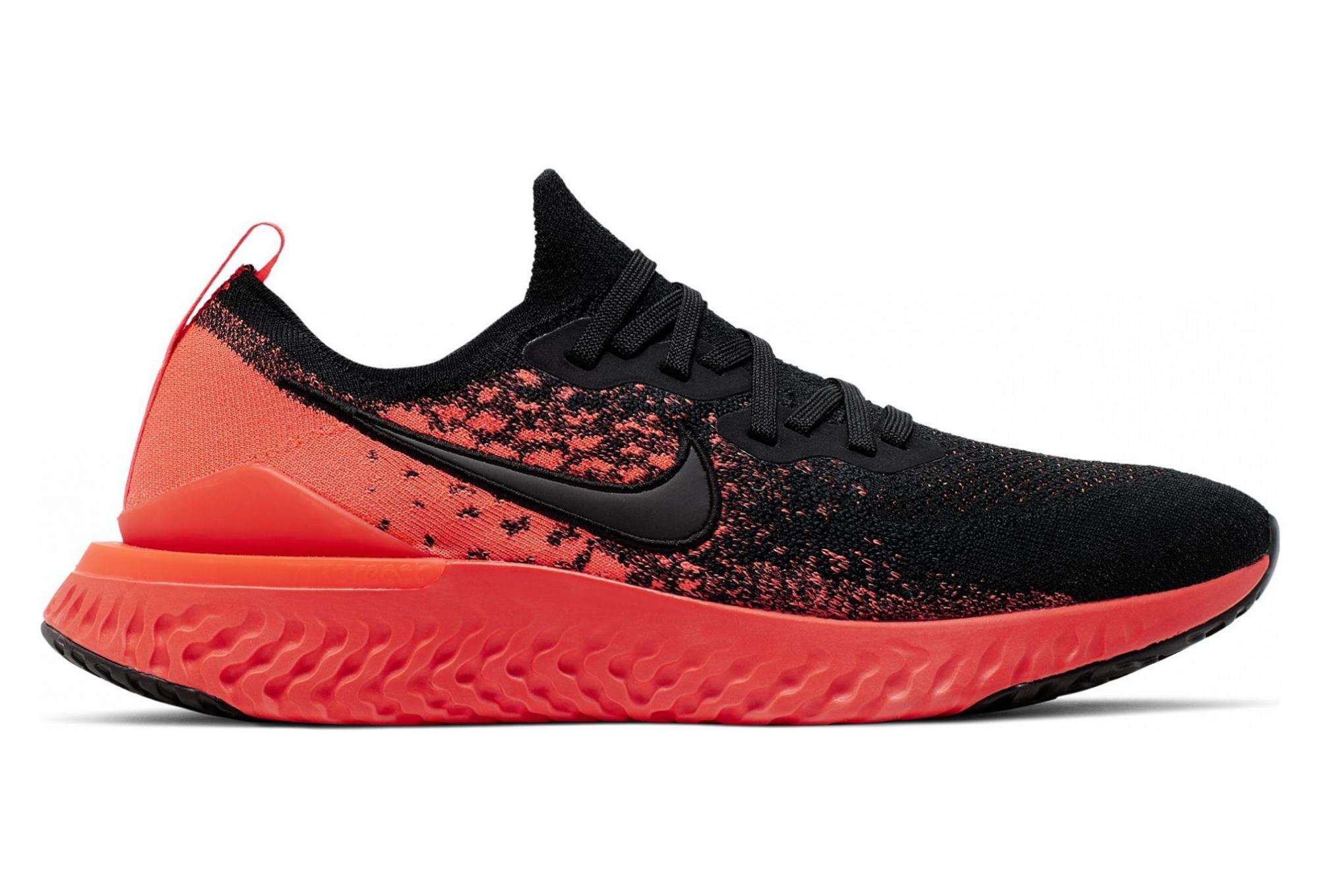 Nike Free Run 4.0 Flyknit V2 Women's bright orange Men # 012