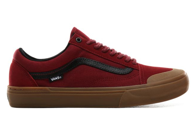 Vans Ty Morrow Old Skool Pro Shoes Bmx