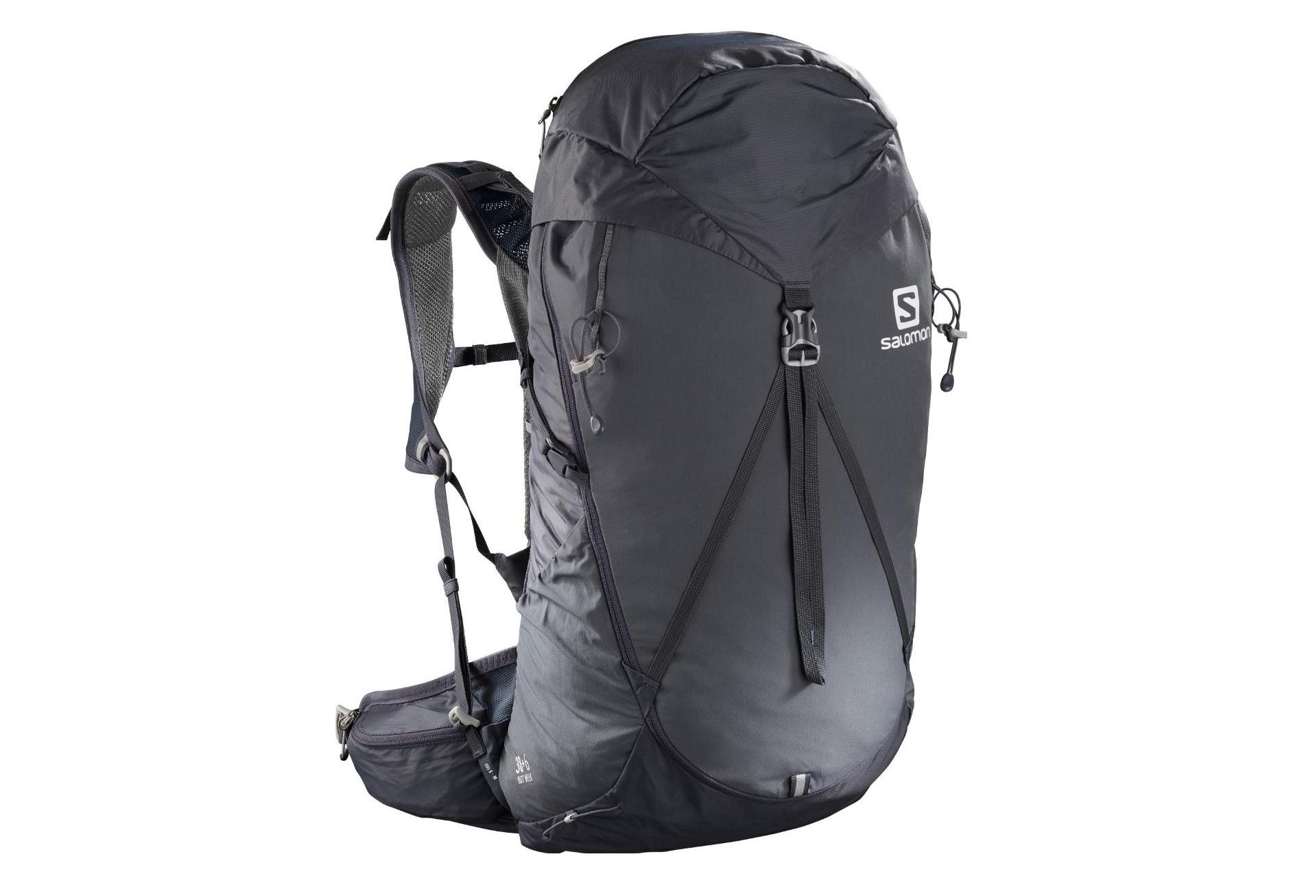 plus récent ea8a6 98e0e Salomon Trekking Bag Out Week 38 + 6 Unisex Grey
