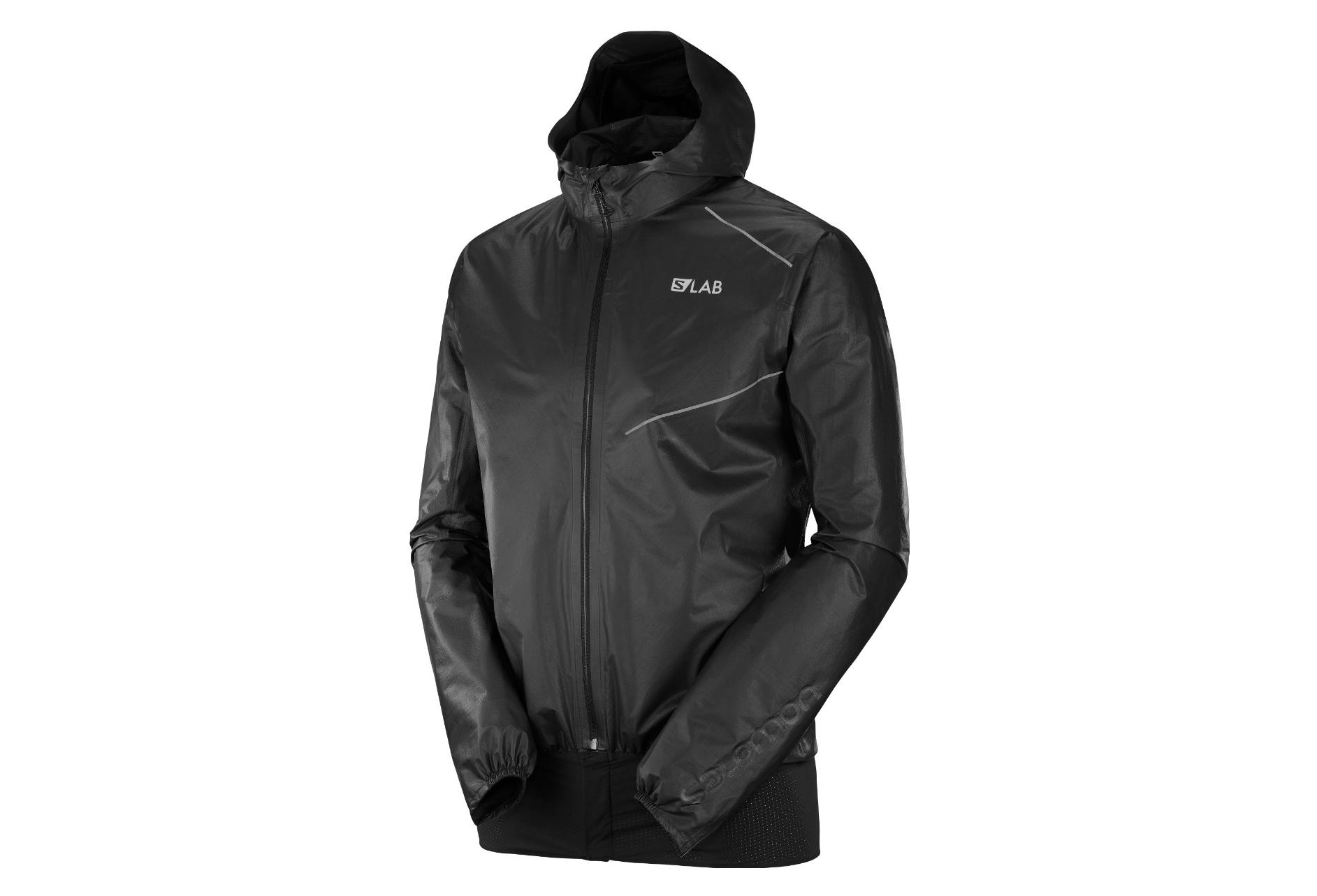 Salomon S LAB MotionFit 360 GTX Black Men's Waterproof Jacket