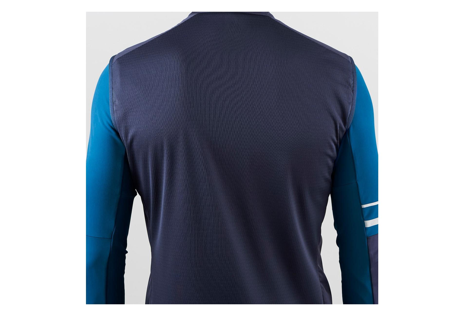new concept e3aa5 71e25 Salomon Softshell Sleeveless Jacket Rs Light Blue Men