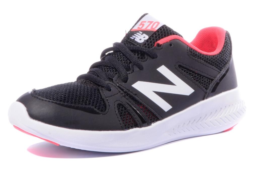 New Garçon Chaussures Noir Running Balance Kj570 4j3RL5A