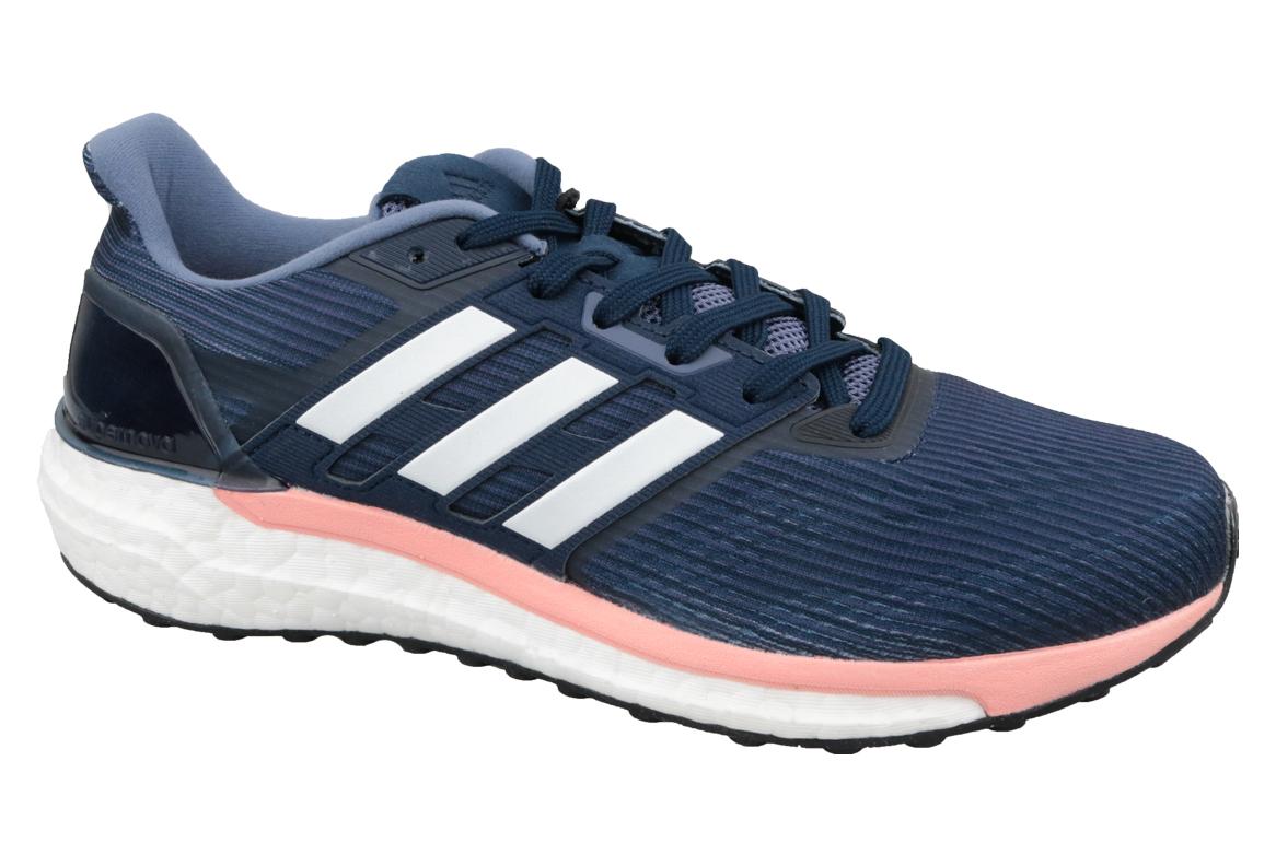 classic shoes best shop best sellers adidas Supernova W BB6038 Femme chaussures de running Bleu foncé