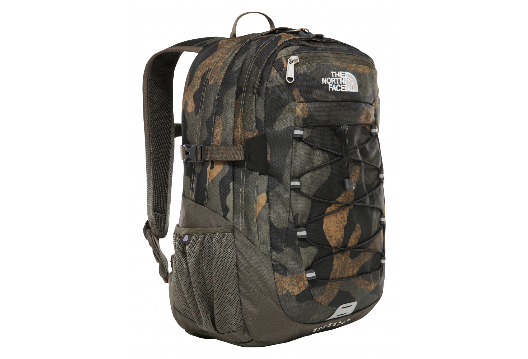 The North Face Borealis Classic Zaino Camo Verde oliva