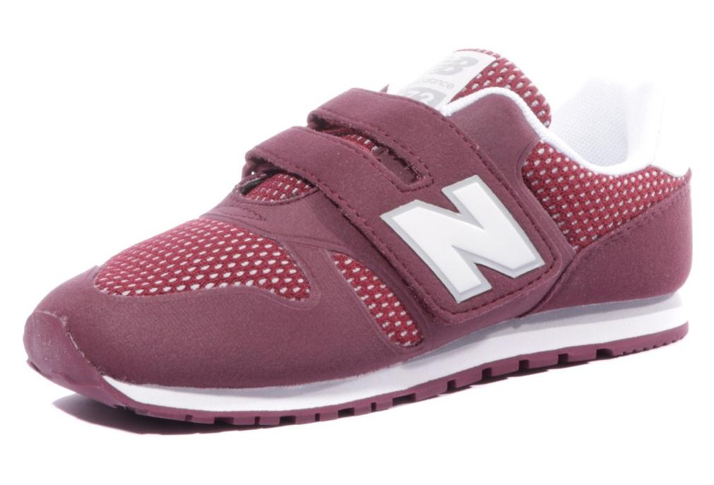 grand choix de b985b 771df KA373 Fille Chaussures Bordeaux New Balance