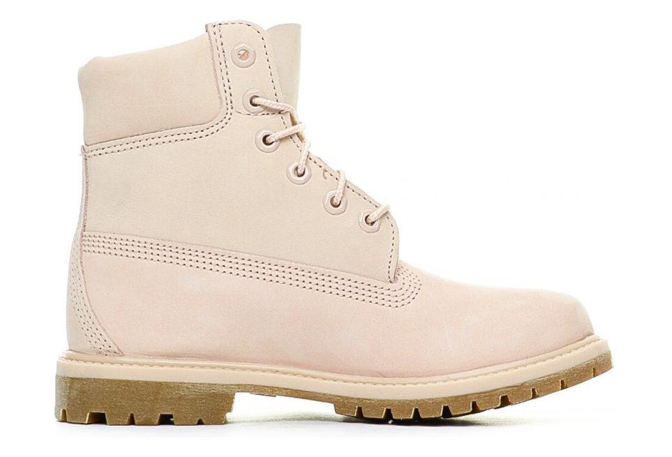 Boots rose femme Timberland