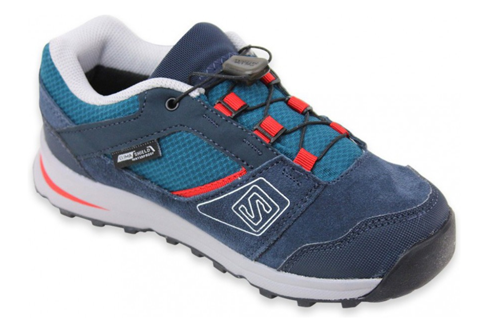 OUTBAN PREMIUM CSWP JR Chaussures TrailRunning Garçon Salomon