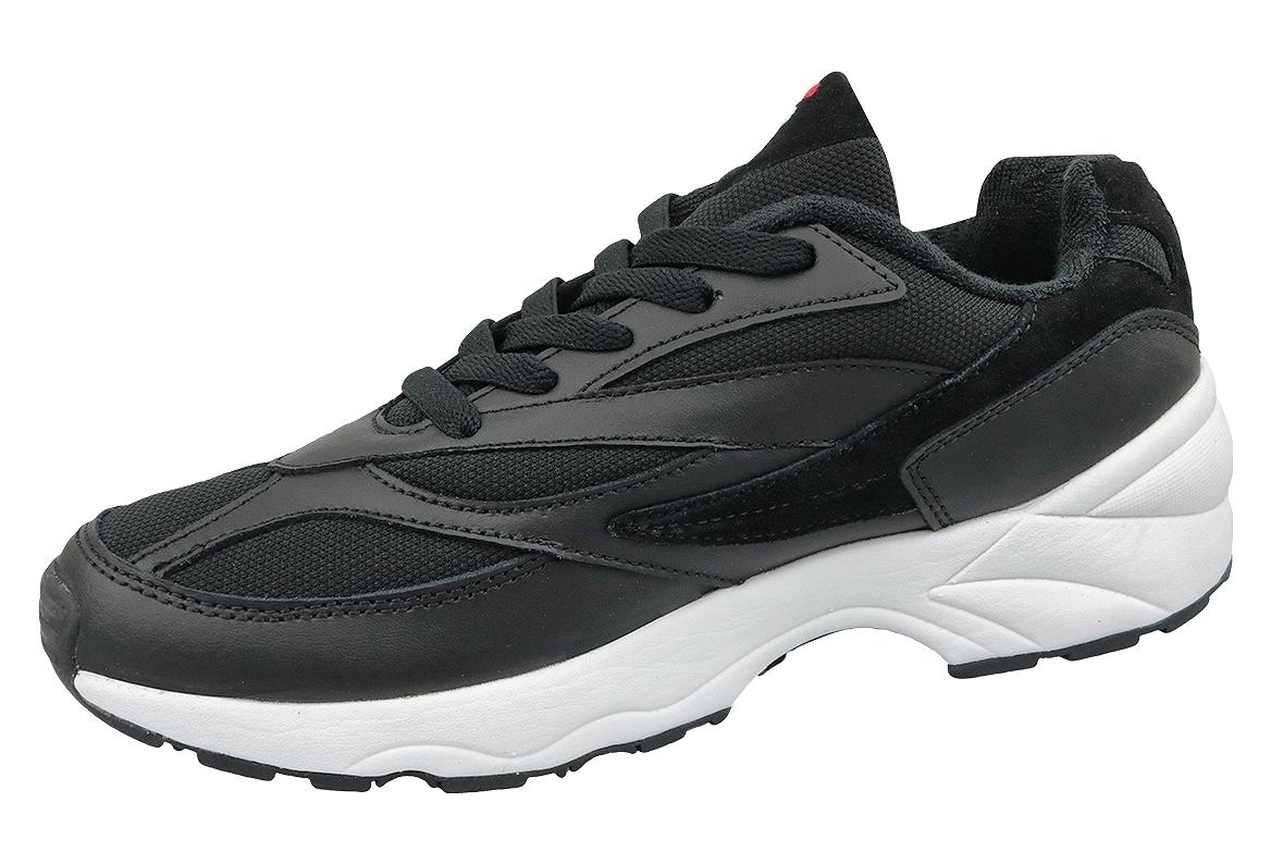 Fila Wmn Venom Low 1010291 25Y Femme sneakers Noir