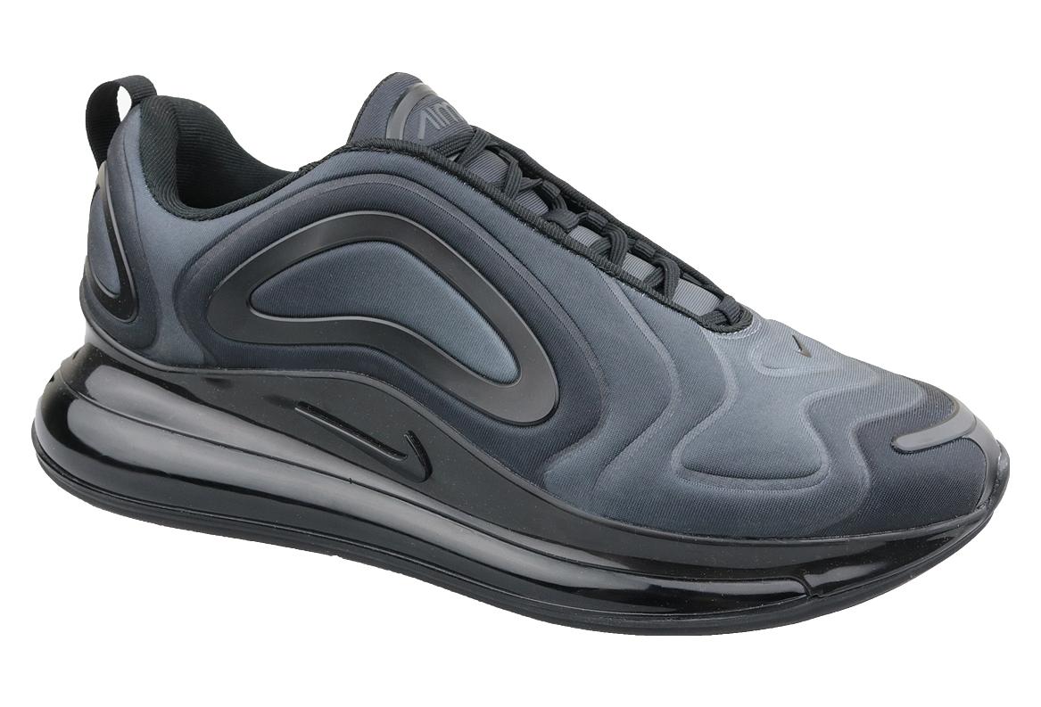 Chaussures de skate haute couture pas mal Nike Air Max 720 AO2924-004 Homme sneakers Noir