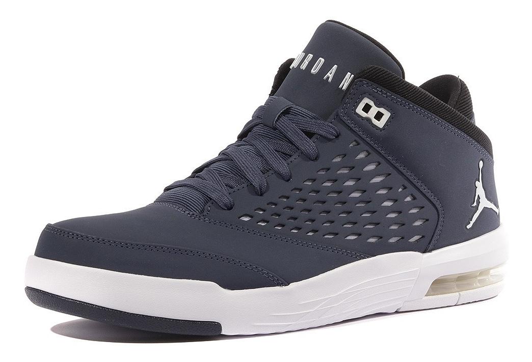 super popular 2900b 7b0a3 Flight Origin 4 Homme Chaussures Bleu Nike Jordan