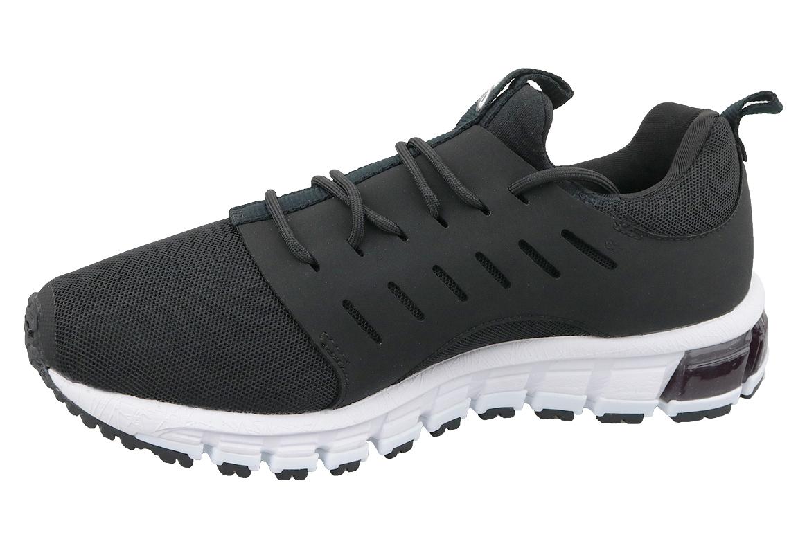 Asics Gel-Quantum 180 SC GS T8FVQ-9090 Garçon chaussures de running Noir