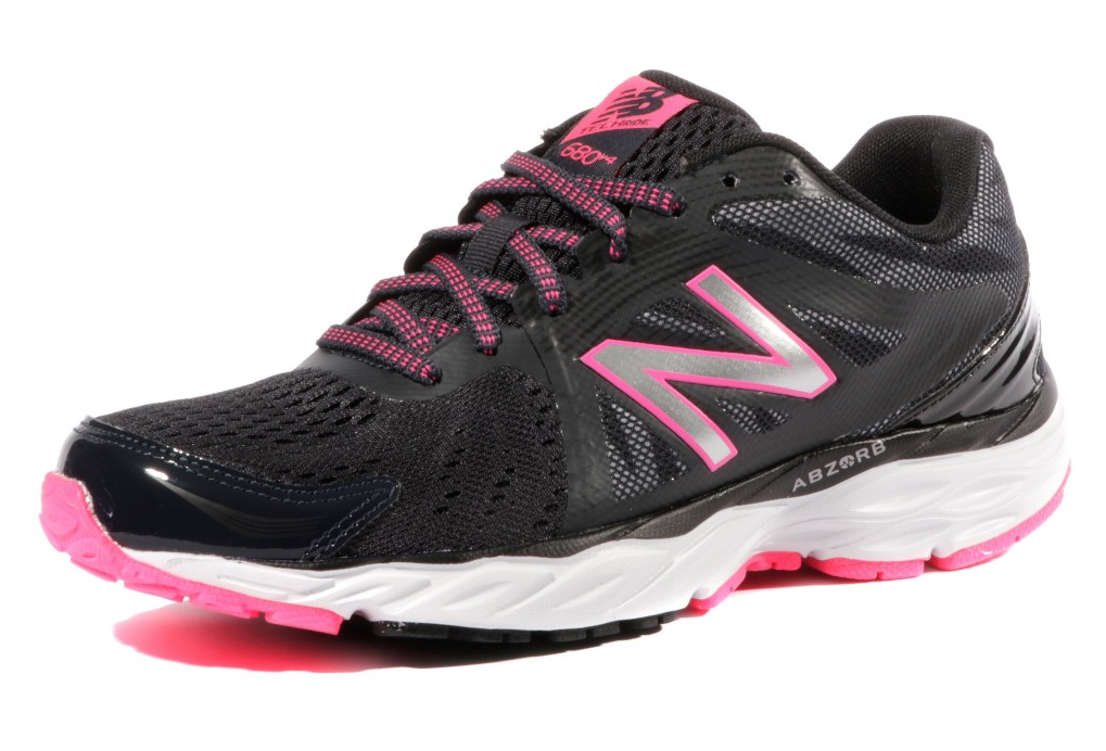États Unis vente moins chère beaucoup de styles Chaussures W680 Noir Running Femme New Balance