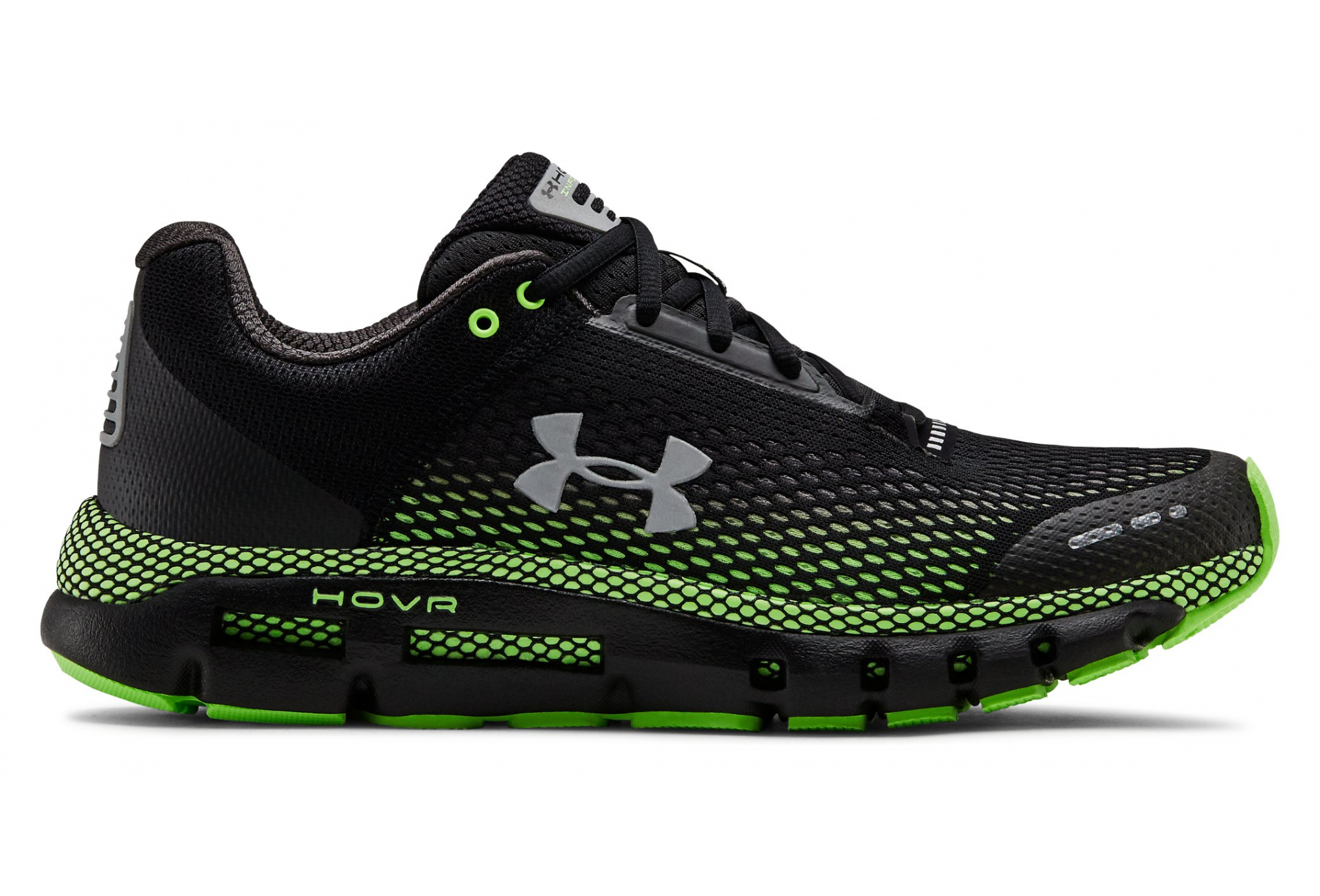 Under Armour HOVR Infinite Nero Verde