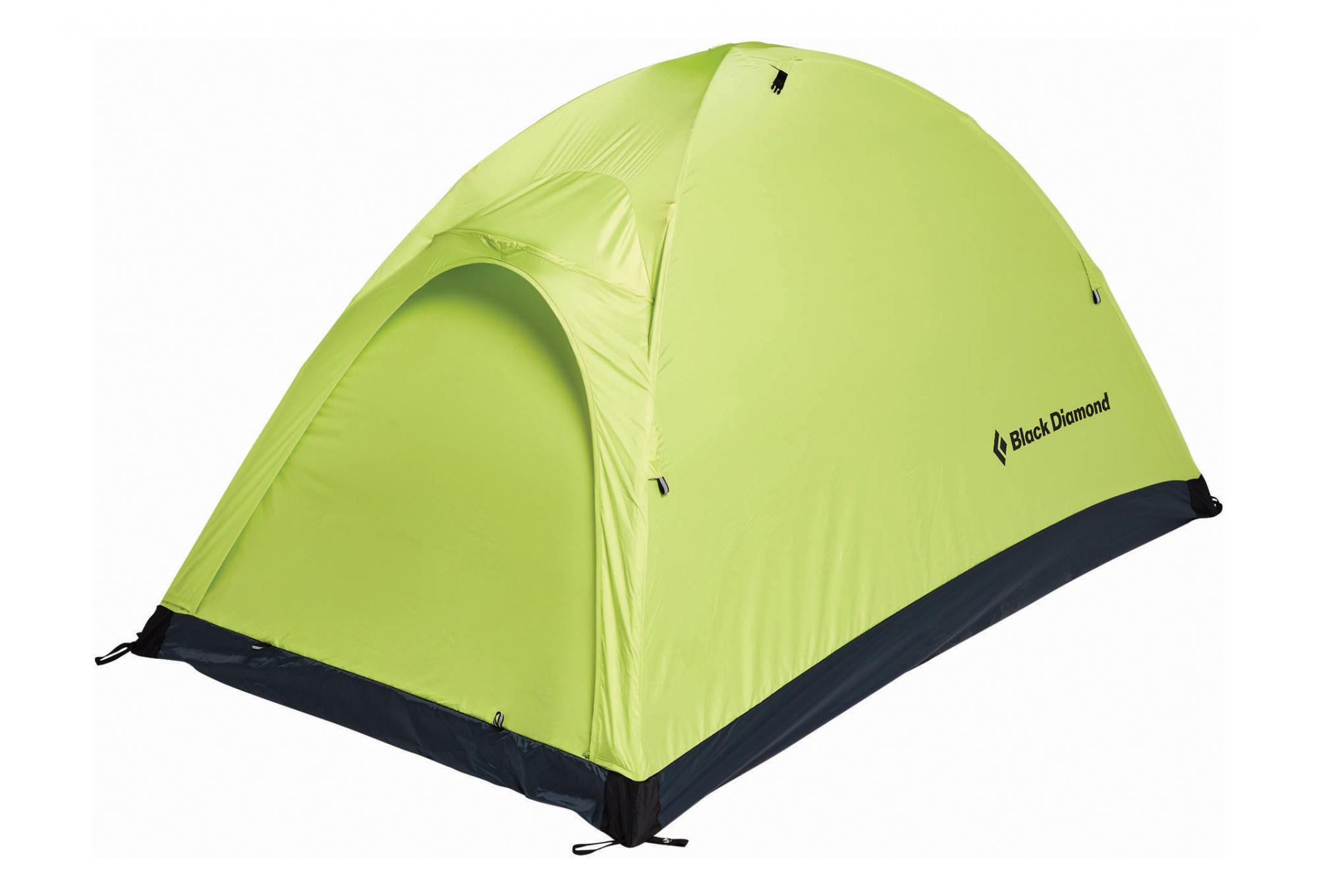 Black Diamond FirstLight 2P Tent 2 Person Hiking Tent Green | Alltricks.com