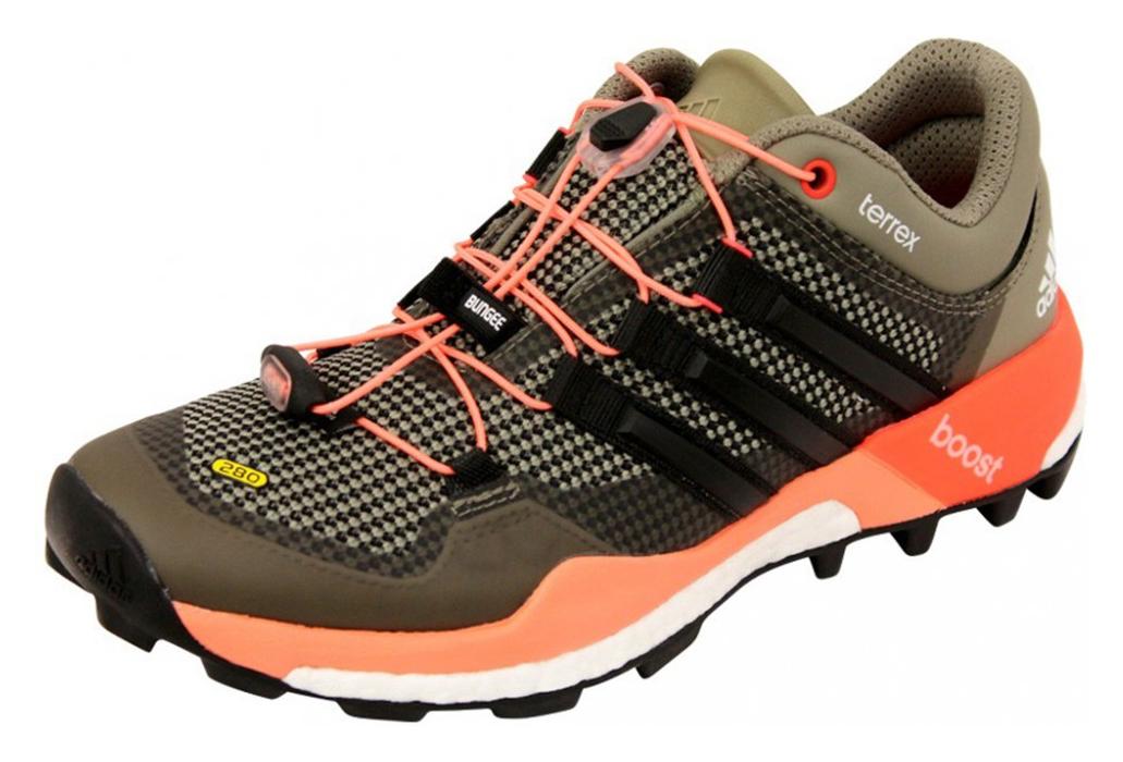TERREX BOOST W GRI - Chaussures Trail Femme Adidas | Alltricks.fr