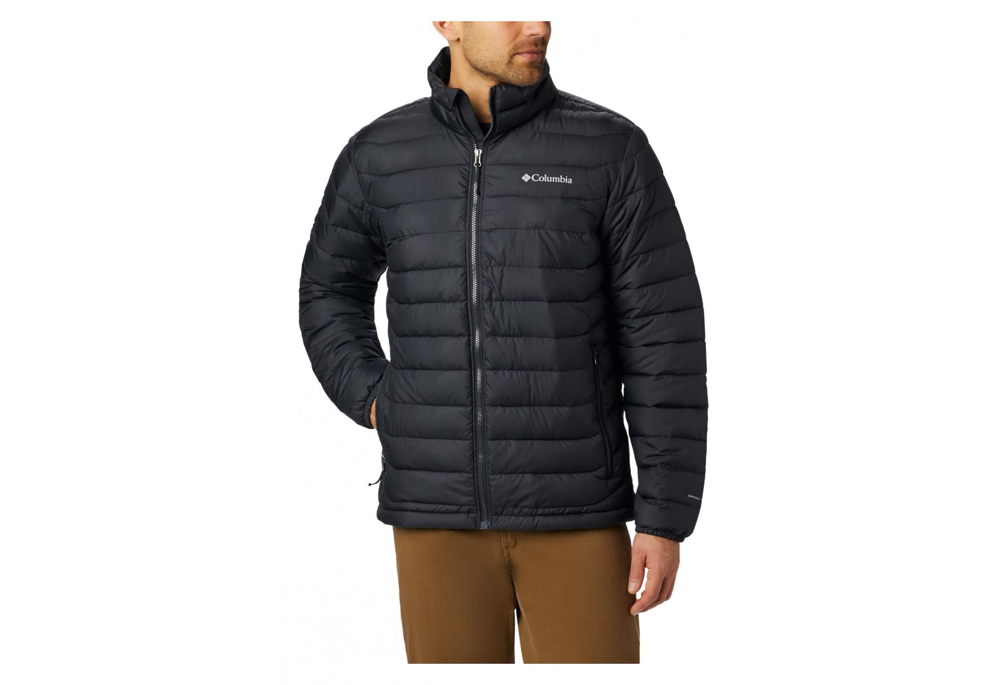 COLUMBIA Powder Lite Jacket Men's Black