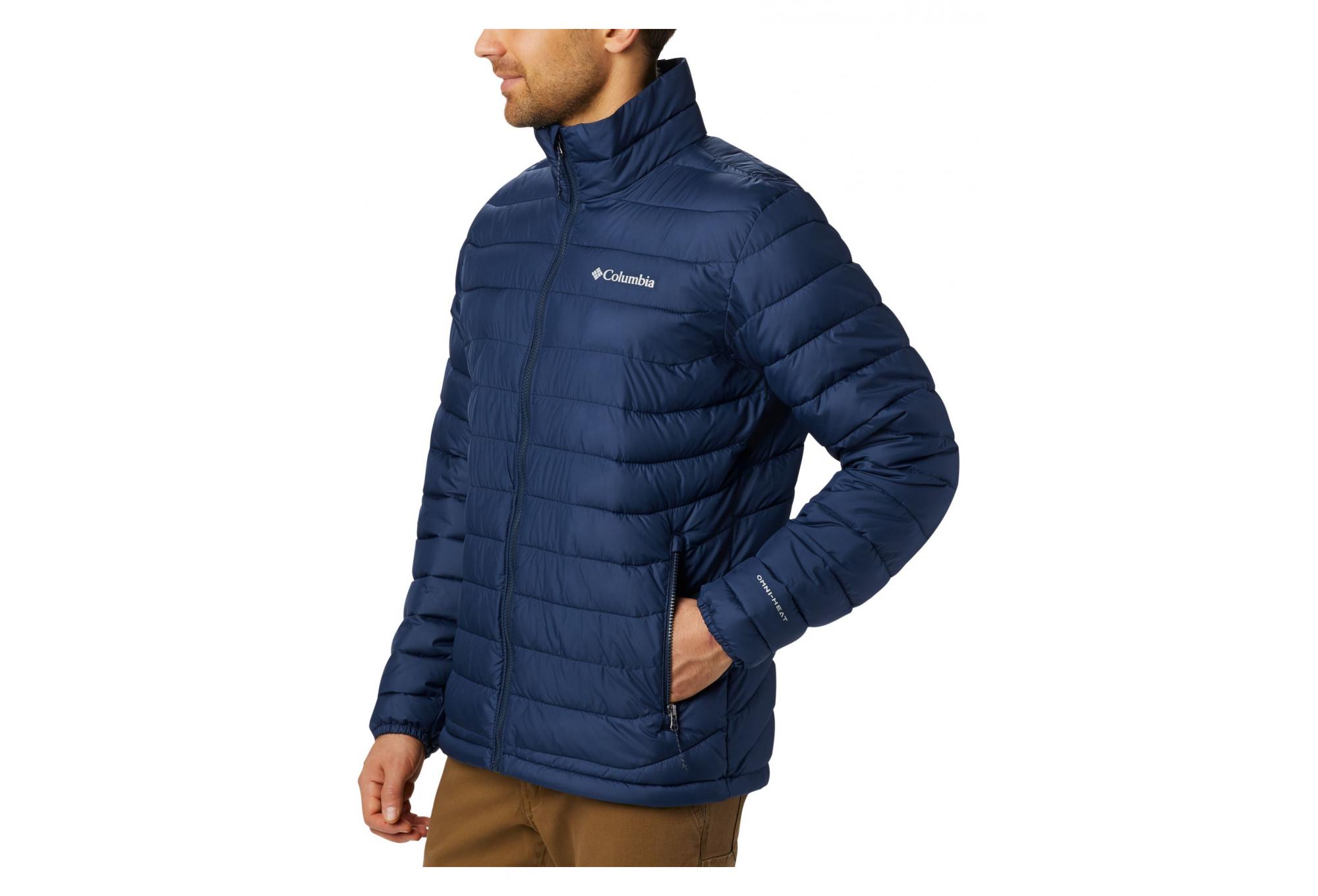 Columbia Mens Powder Lite Jacket