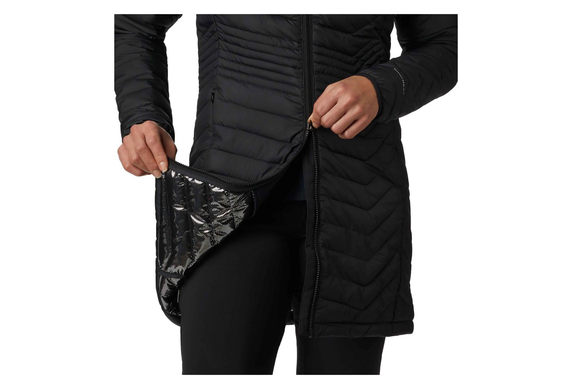 COLUMBIA Powder Lite Mid Jacket Women's Black