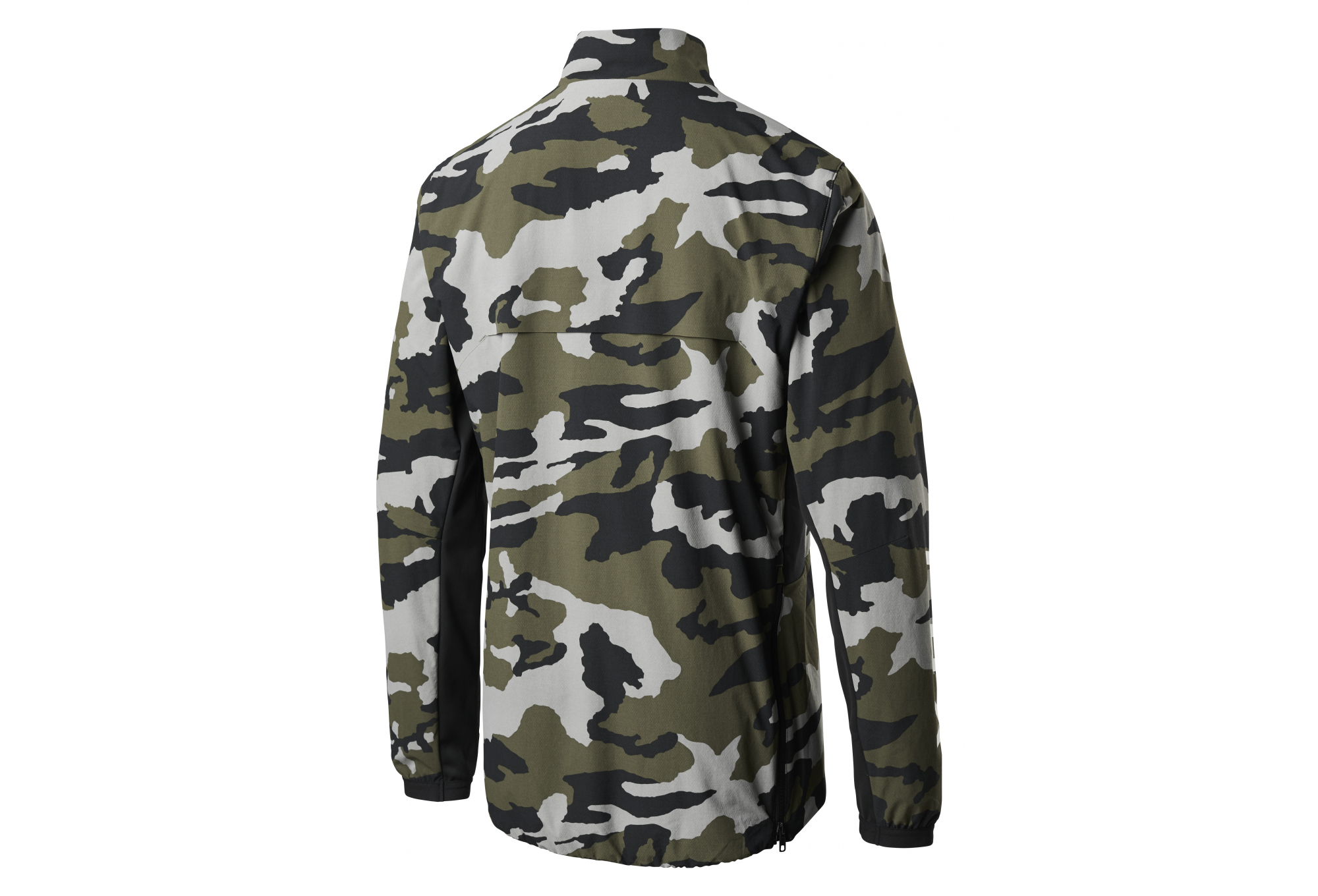 Fox Flexair Pro Fire Alpha Grün Camo Jacke