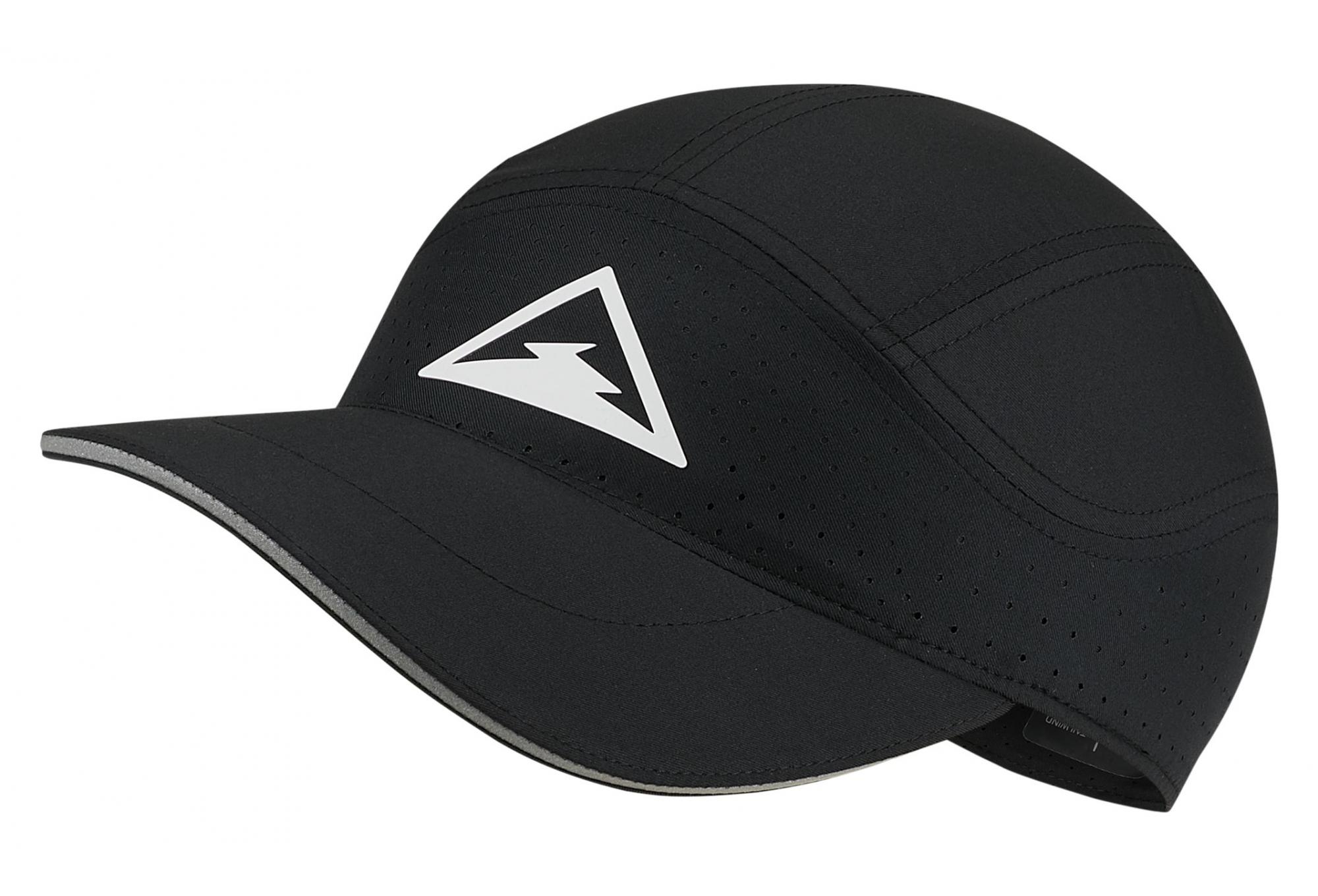 Nike AeroBill Tailwind Black White Cap