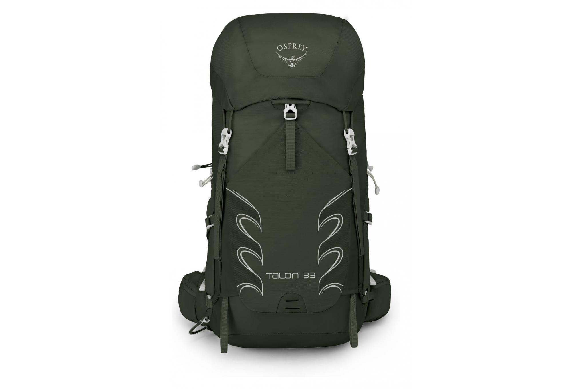 Osprey Talon 33 Homme Sac à dos randonnée-Noir Toutes Tailles