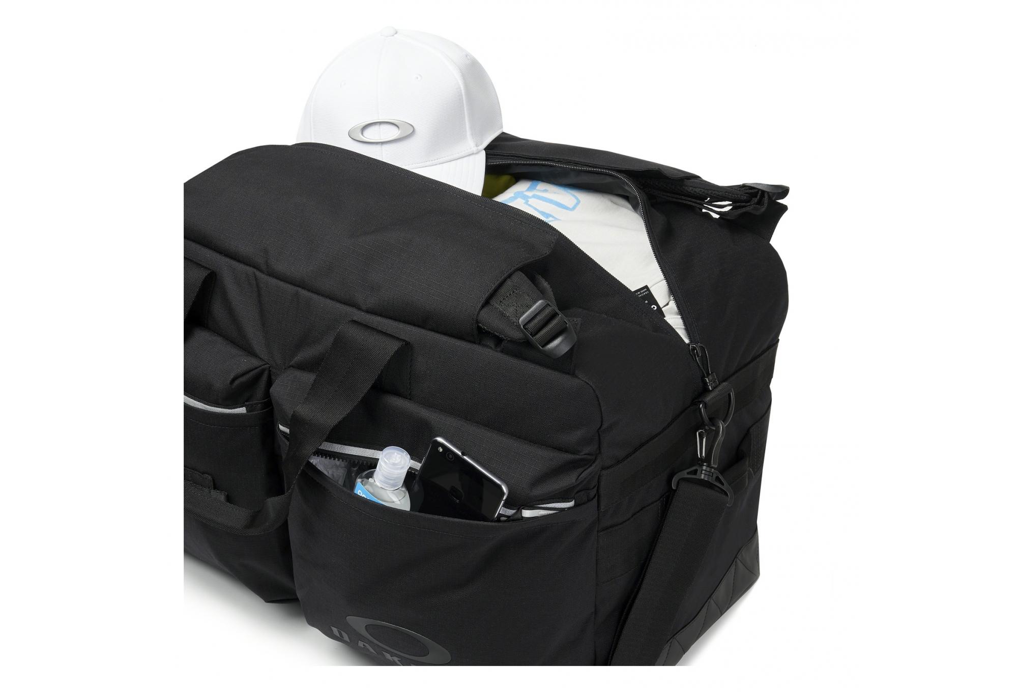 wide varieties good free delivery Bandouli bag re Oakley Utility Duffle Black | Alltricks.com