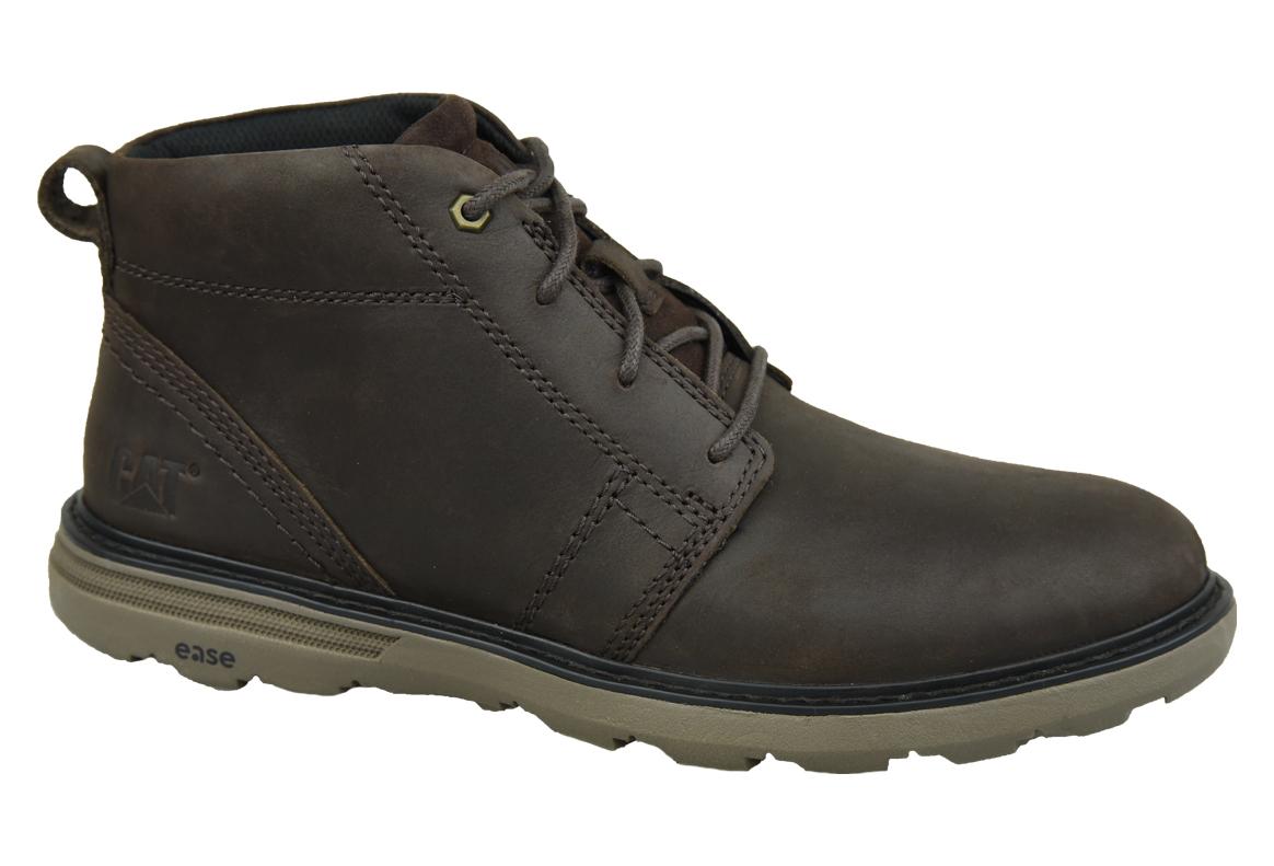 Caterpillar Trey P723537 Homme chaussures d\u0027hiver Marron