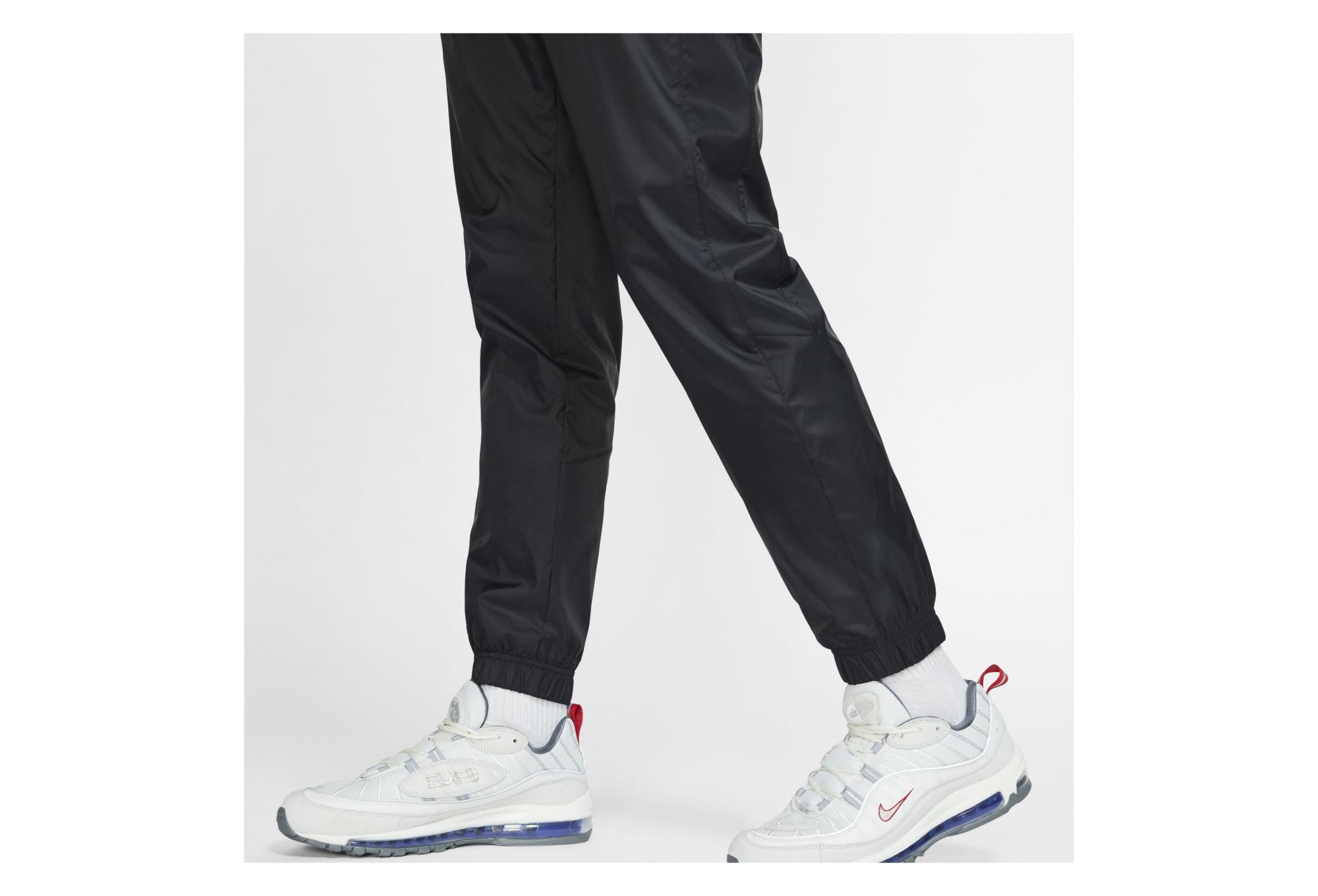 pantaloni bianchi nike