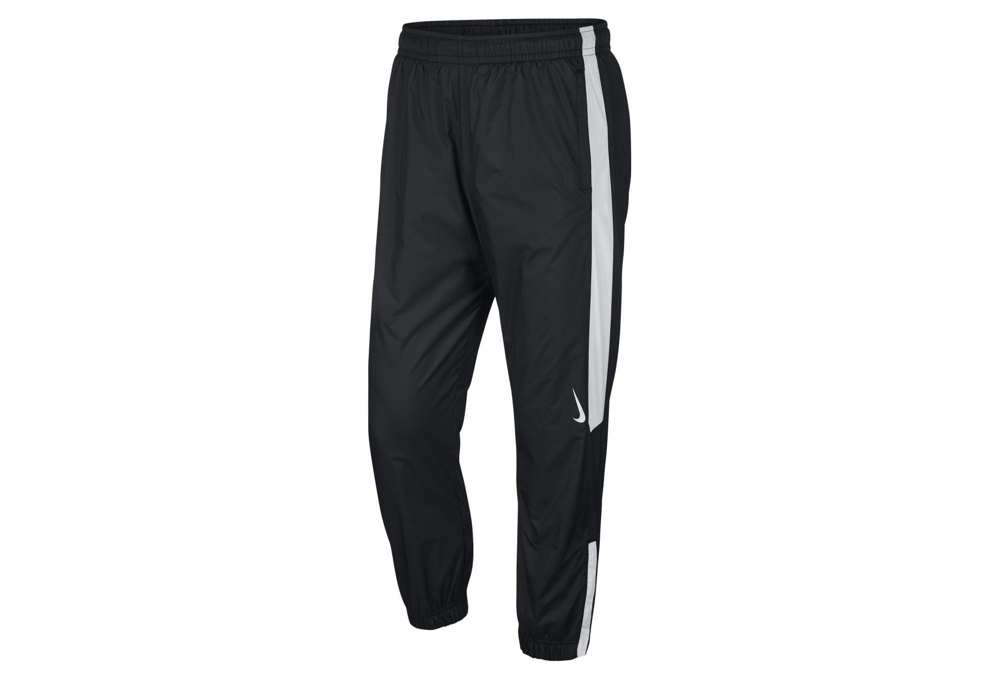 Nike SB SHIELD Pantalon de survêtement blackwhite