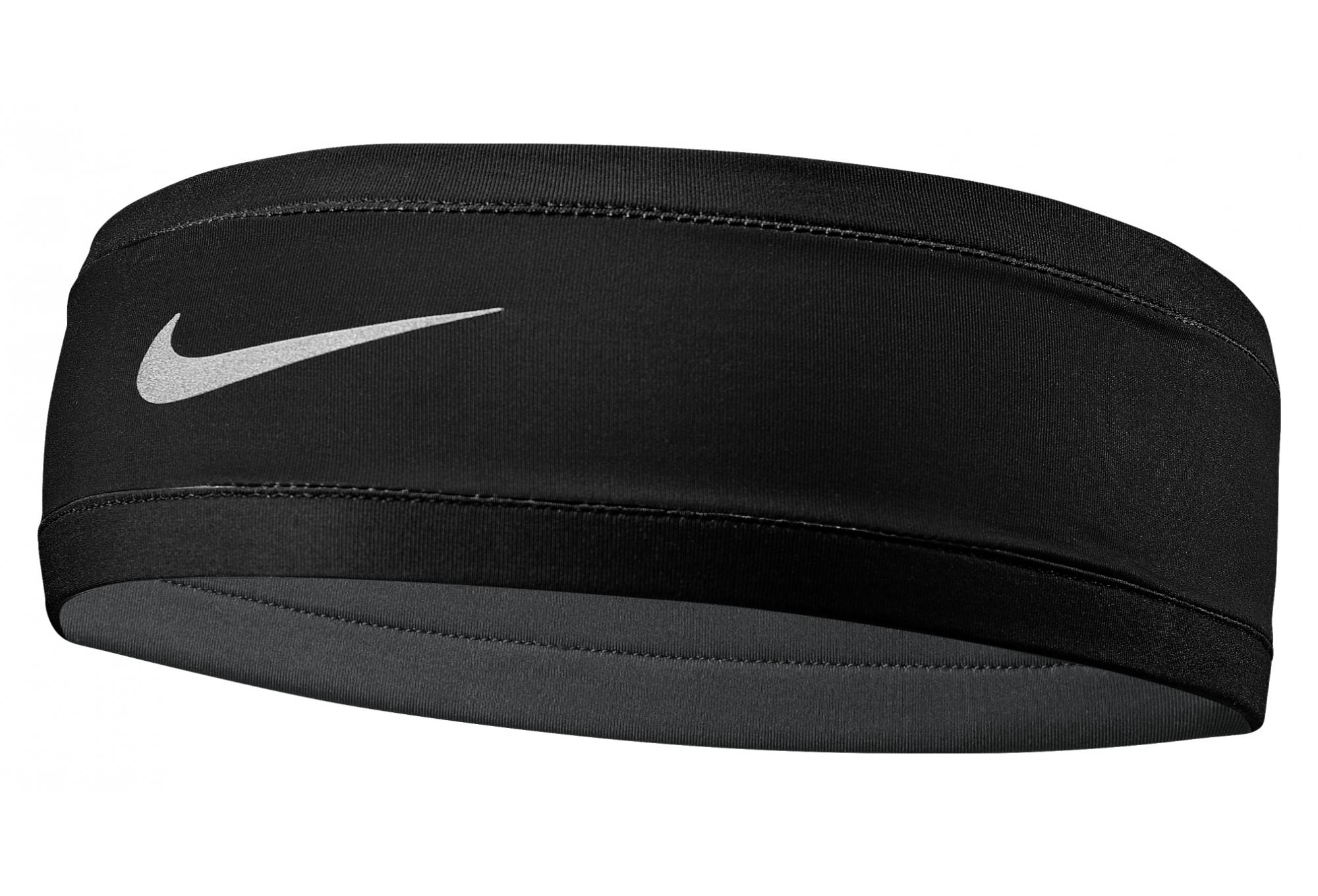 Sin alterar Profesión Premedicación  Nike Running Dry Men's headband and gloves Black | Alltricks.com