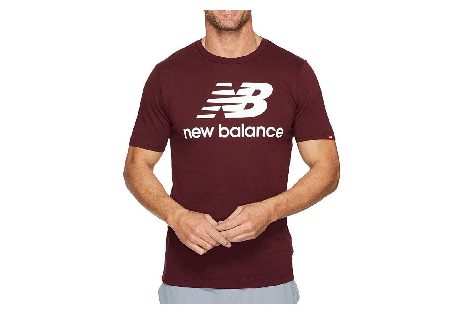 new balance tee shirt homme