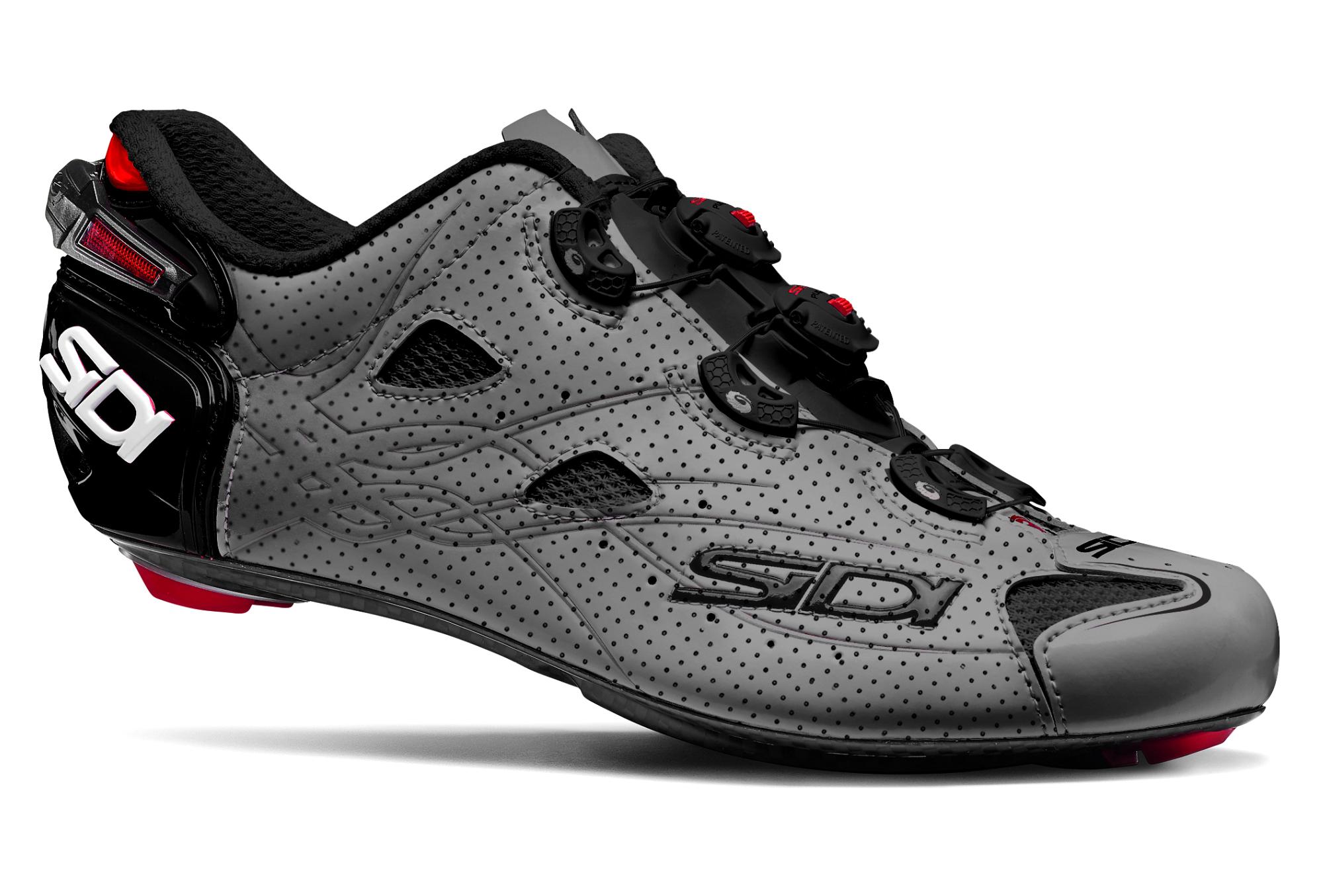 Sidi Shot Air Matte Road Shoes Black