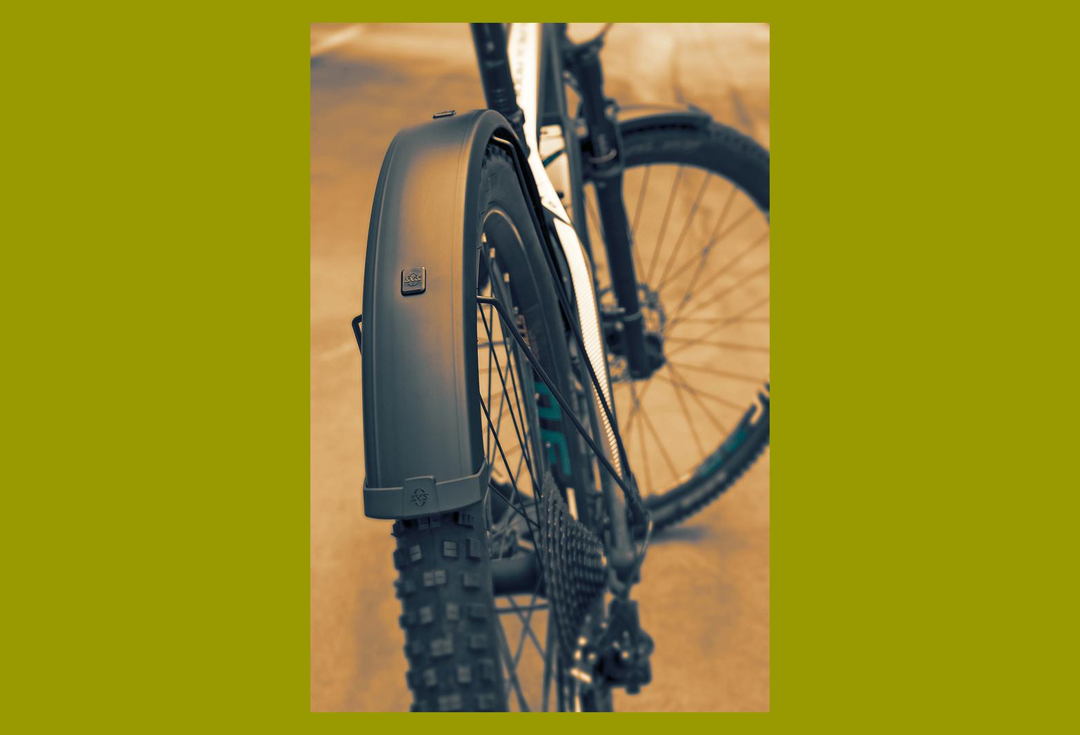 """//// 26/"""" Set SKS Bluemels Shiny 53 vélo-protection en tôle"""