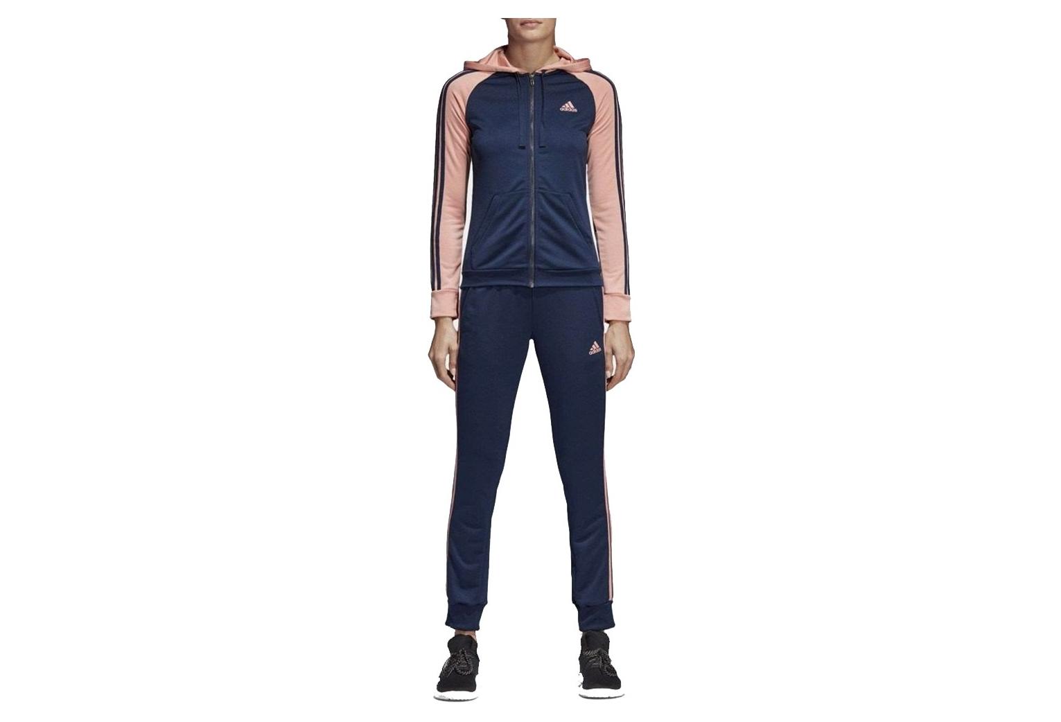 Survêtement bleu marine femme Adidas ReFocus