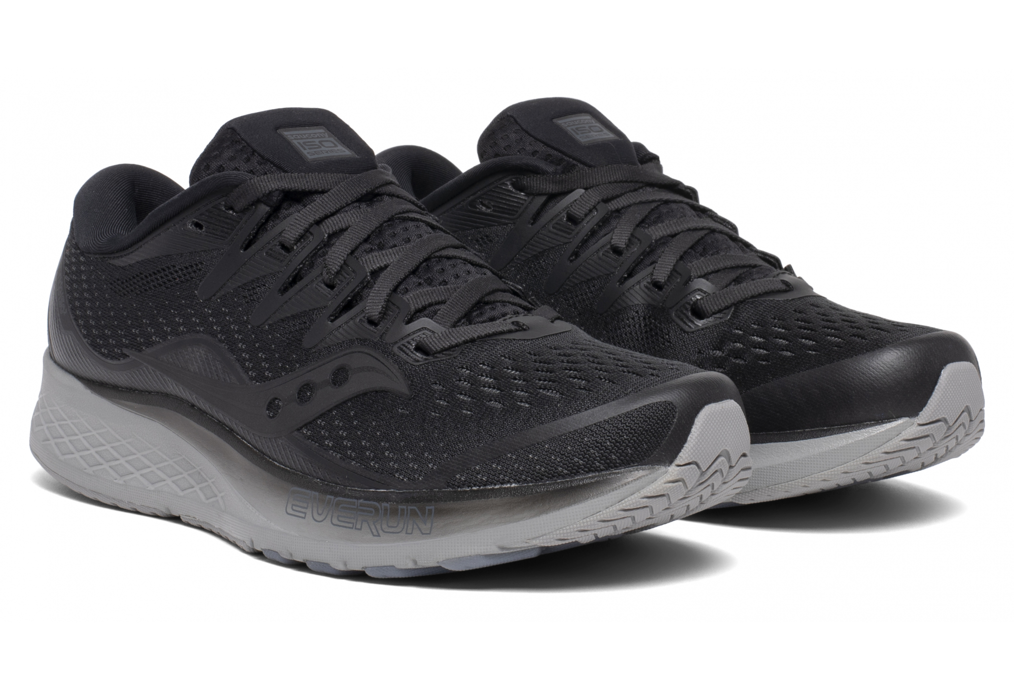 saucony ride 2 mujer gris