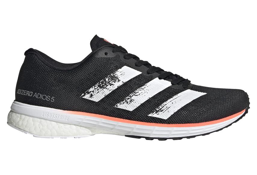 adidas adizero Adios 5 Black White