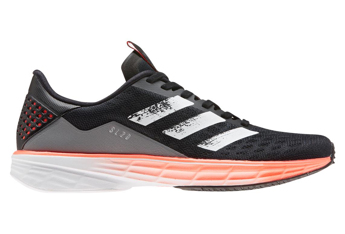 adidas SL20 Black Orange Women