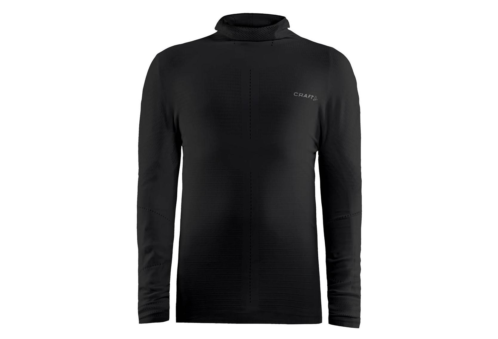 Men's Black CTM CTM Long Sleeve Hoodie