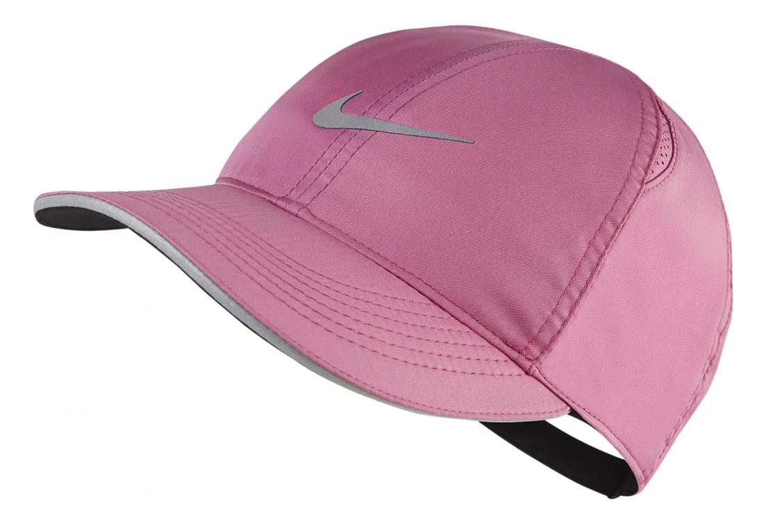 Gorra Nike Featherlight Pink para mujer