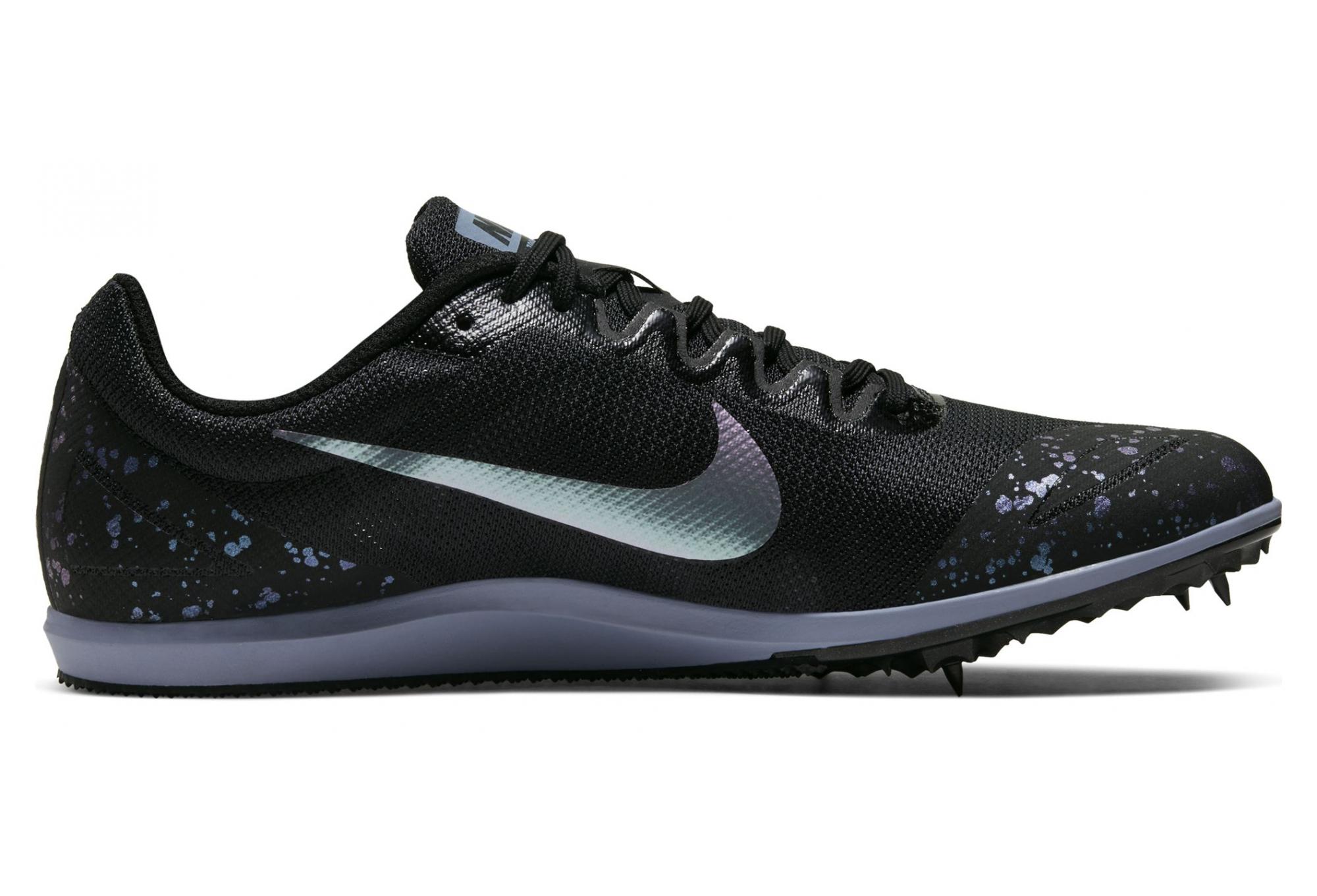 rociar Interactuar Profesor de escuela  Nike Zoom Rival D 10 Black Blue Unisex | Alltricks.com