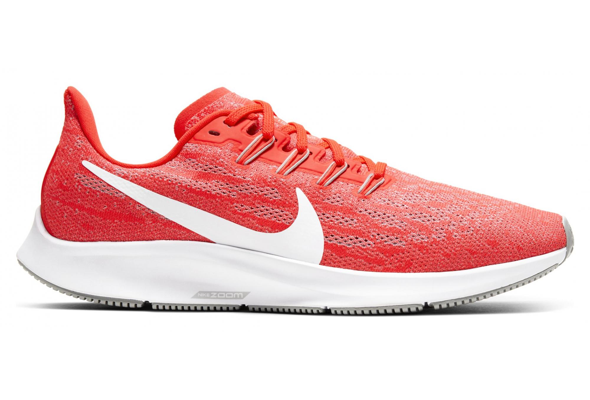 Nike Air Zoom Pegasus 36 Red White Men