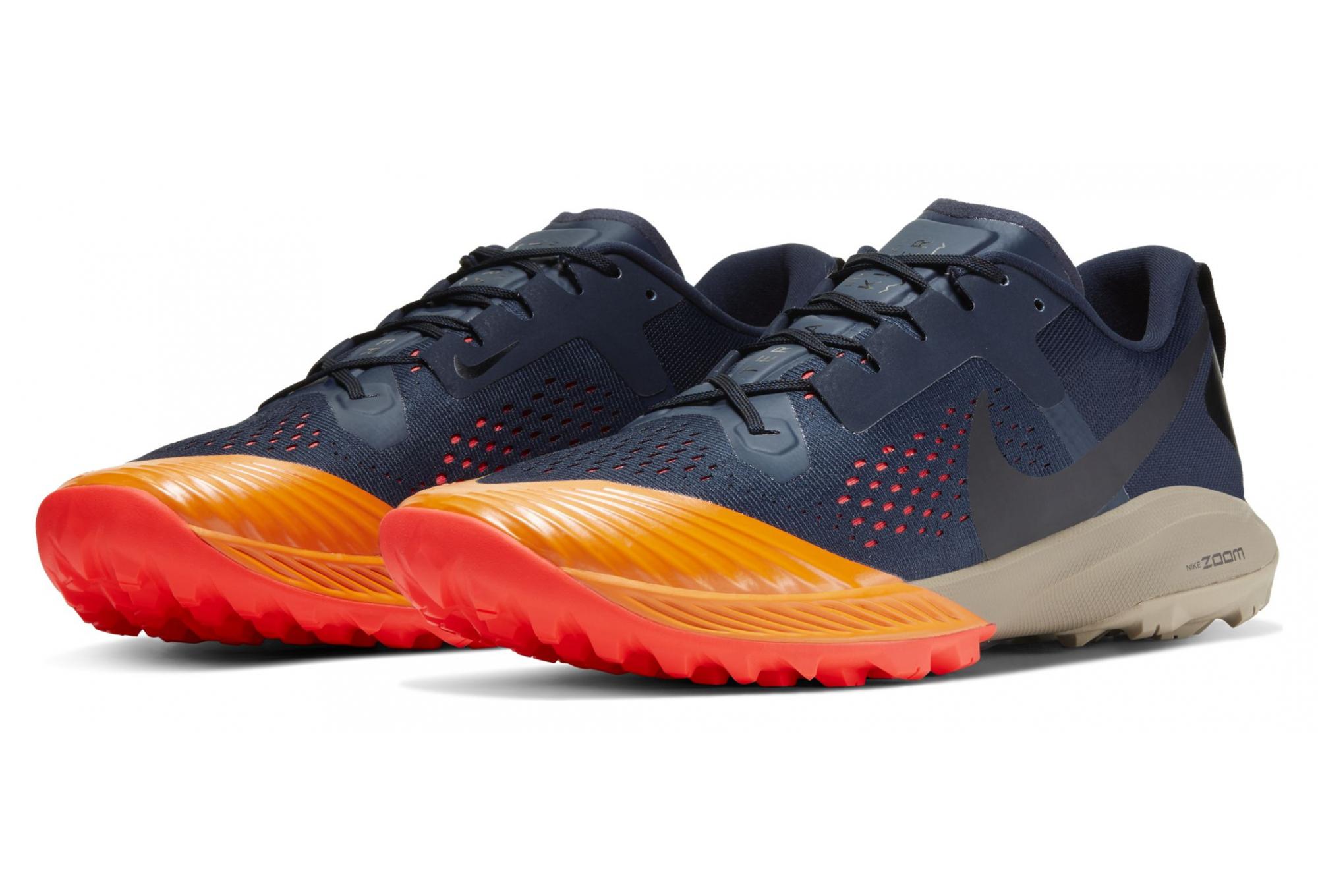 Nike Air Zoom Terra Kiger 5 Bleu Orange Homme